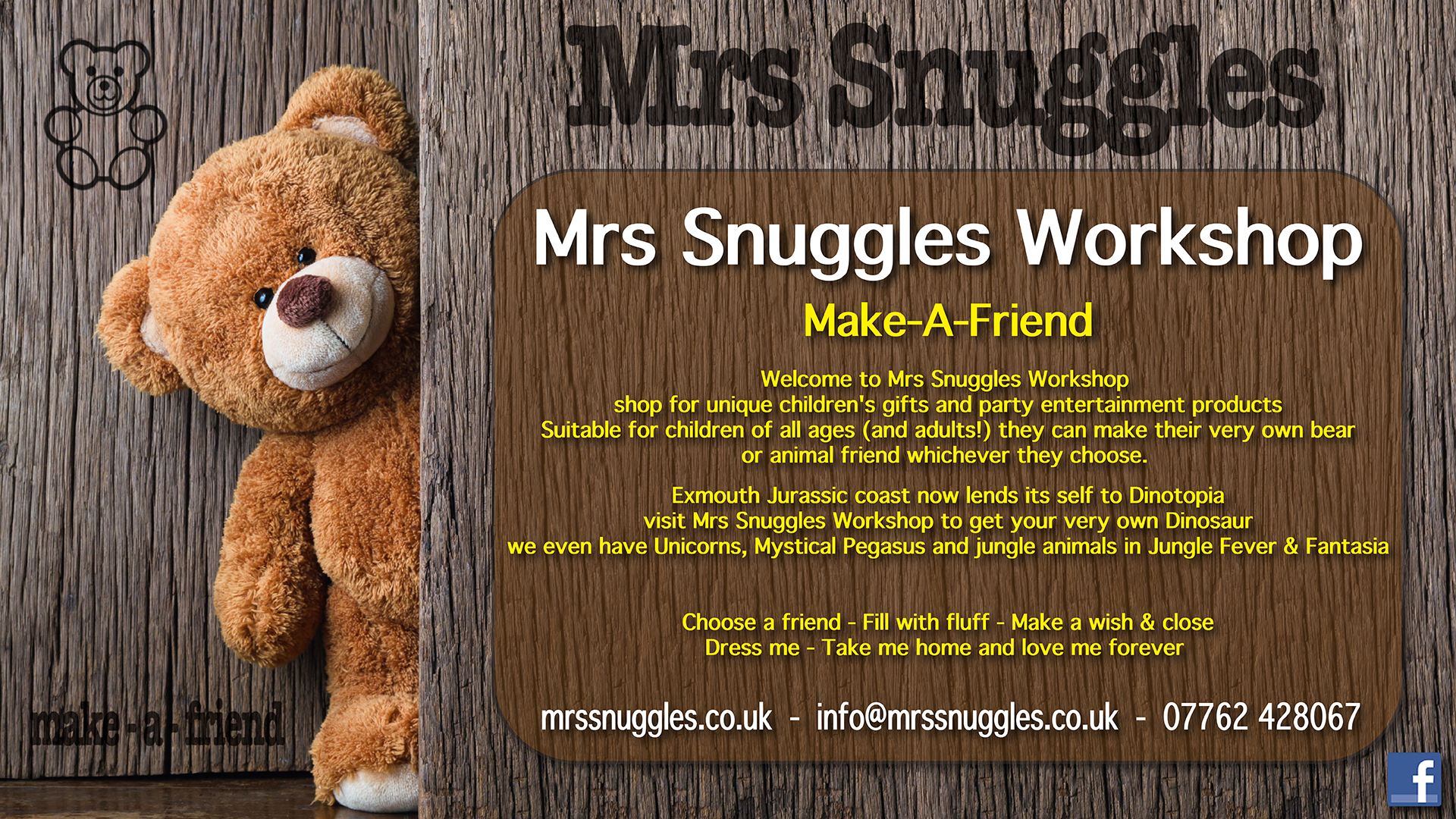 About us mrs snuggles workshop all mrs snuggles 8 16 make a friend teddies are supplied in kit form they require filling by yourself and come complete with a pack of fire retardant solutioingenieria Gallery